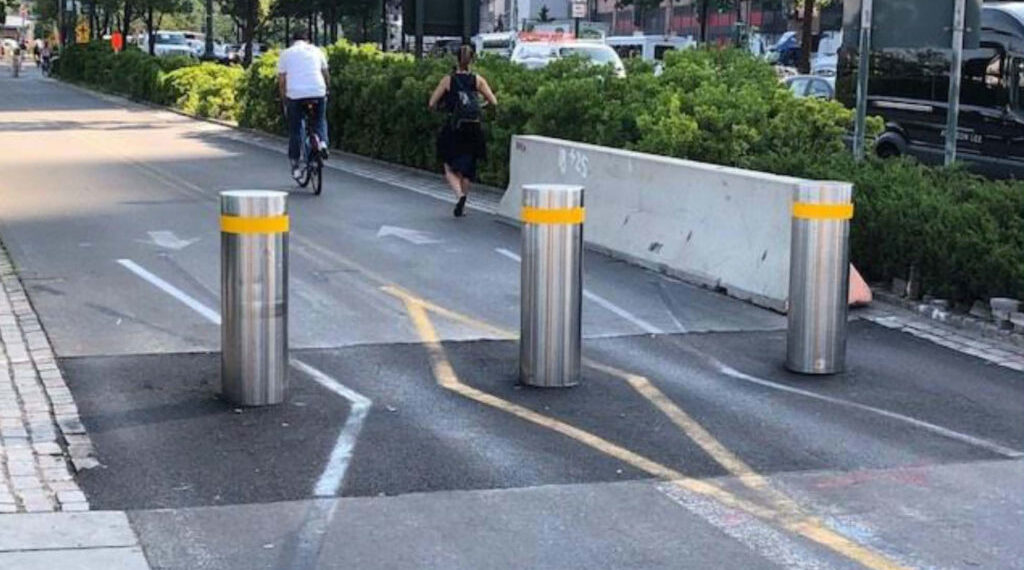 What Classifies As Street Furniture?