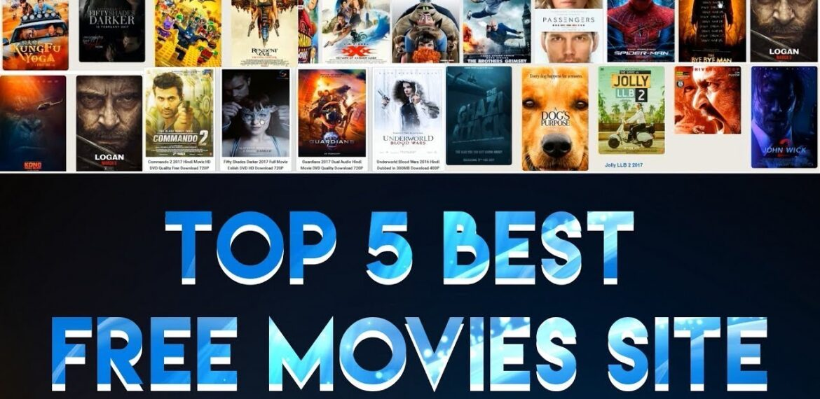 Top 5 Sites for Movies Download 2021