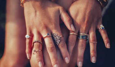 Ways to wear your jewellery on your wedding day